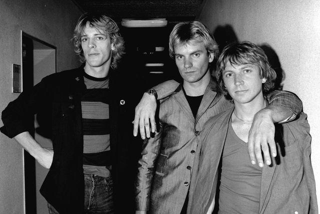 Grupa The Police 1979. godine