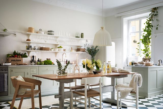U kuhinji gosti prvo gledaju podove