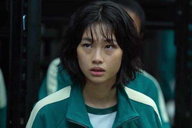 HoYeon Jung glumi u Netflixovoj seriji Squid Game