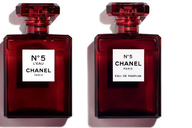 Prvi put u povijesti Chanel 5 promijenio je boju bočice