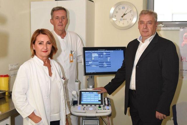 Vesna Ramljak, Hrvoje Šobat i Mario Zovak