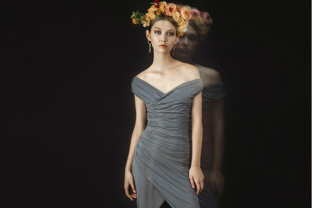 Kolekcija haljina za jesen dizajnerice Diane Viljevac - 11