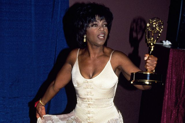 Oprah Winfrey na dodjeli nagrada Emmy 1994. godine - 2