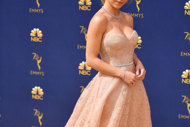 Sydney Sweeney na 70. dodjeli nagrada Emmy