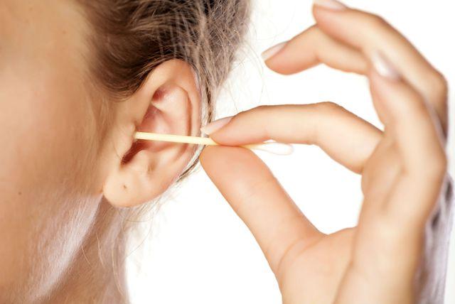 Čišćenje uha