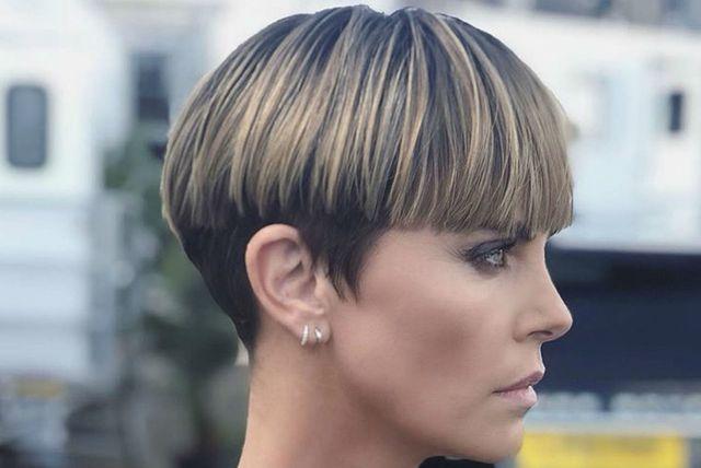 Poznate žene s 'kahlica' frizurom - 1