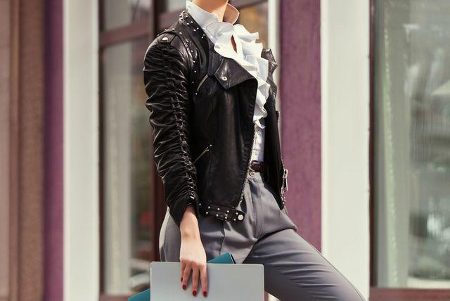 Crne jakne iz novih kolekcija - 12