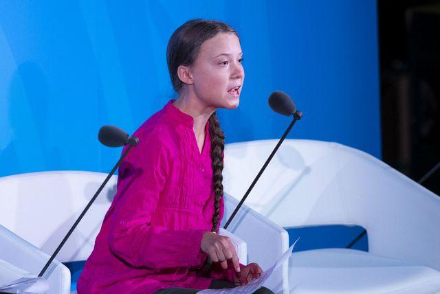 Greta Thunberg održala je govor pred svjetskim liderima