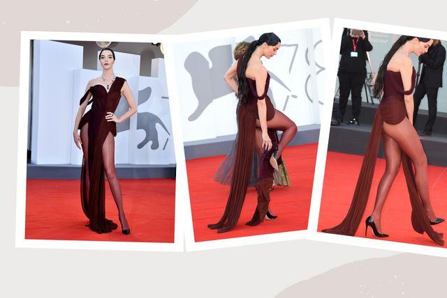 Nezgode na crvenom tepihu s haljinama i cipelama - 2