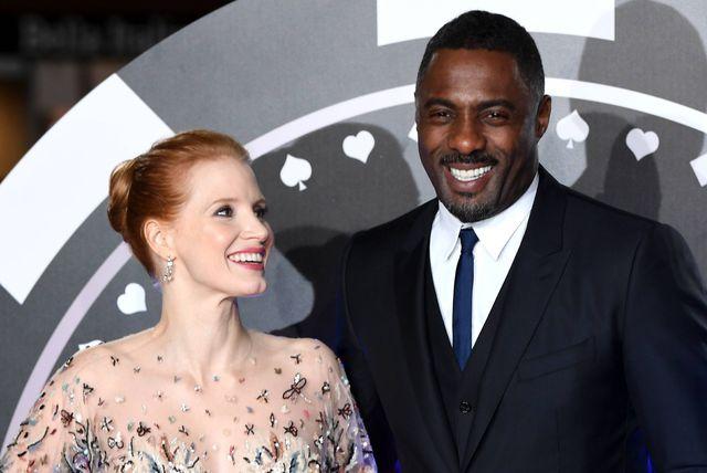 Jessica Chastain i Idris Elba