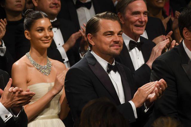 Leonardo DiCaprio s djevojkom Camilom Morrone u Cannesu 2019.