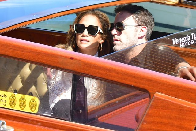 Jennifer Lopez i Ben Affleck stigli su u Veneciju - 5