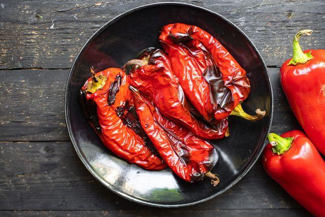 Pečene paprike