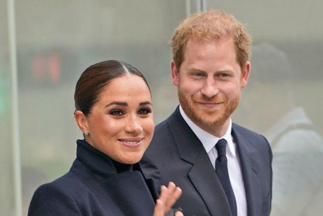 Meghan Markle i princ Harry u New Yorku
