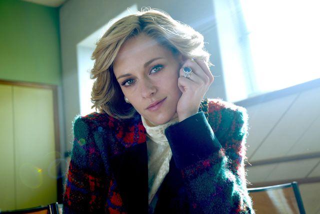 Kristen Stewart kao princeza Diana u filmu Spencer