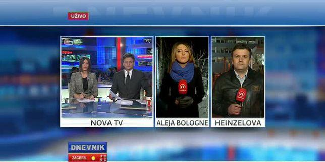 Iz Dnevnika: Eksplozije u Zagrebu
