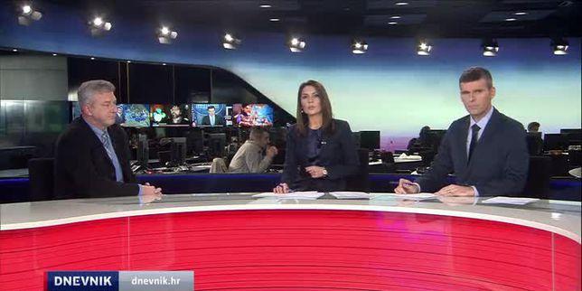 Ranko Ostojić bio je gost u Dnevniku Nove TV (Video: Dnevnik Nove TV)