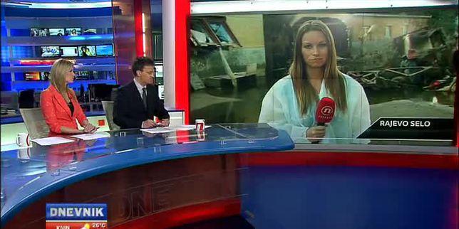 Sela još pod vodom (Video: Dnevnik Nove TV)