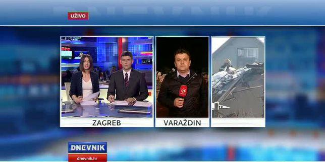 Iz Dnevnika: Eksplozije u Varaždinu i Pakracu