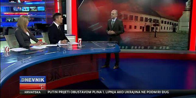 Istraživanje Crobarometar (Video: Iz Dnevnika Nove TV)