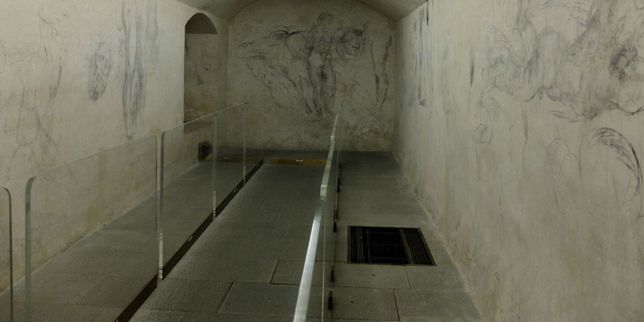 Tajna Michelangelove sobe u kojoj se veliki majstor skrivao 2 mjeseca