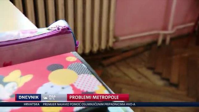Problemi metropole (Video: Dnevnik Nove TV)