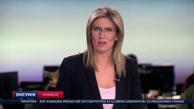 Crobarometar (Video: Dnevnik Nove TV)