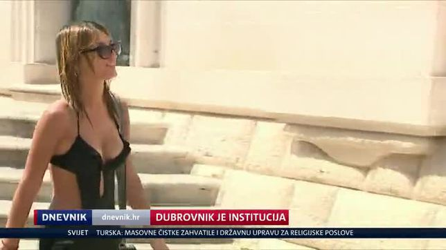 Dubrovnik je institucija (Video: Dnevnik Nove TV)