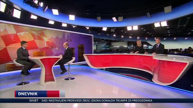 Zdravko Marić gost Dnevnika Nove TV (Video: Dnevnik Nove TV)