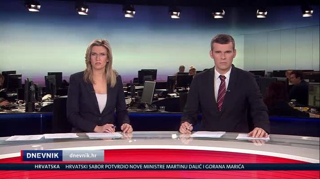 Božo Petrov gost Dnevnika Nove TV (Video: Dnevnik Nove TV)