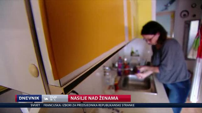 Nasilje nad ženama (Video: Dnevnik Nove TV)