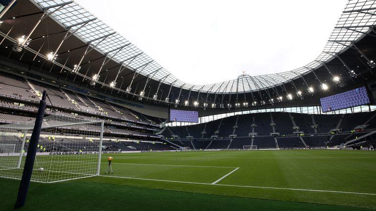 Tottenhamov novi stadion
