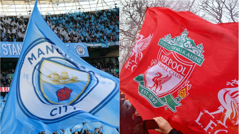 Manchester City i Liverpool