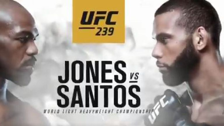 UFC 239 (Screenshot)
