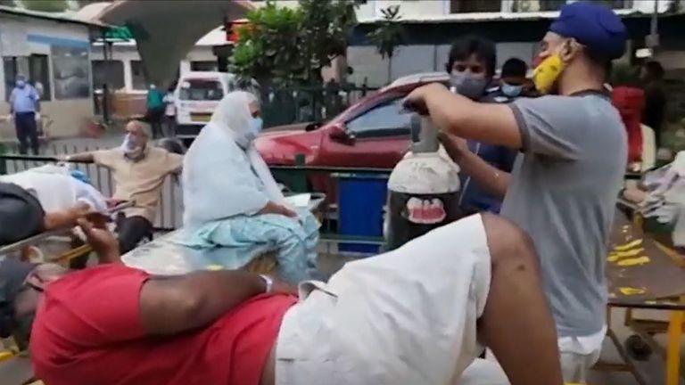 Epidemiološko stanje u Indiji