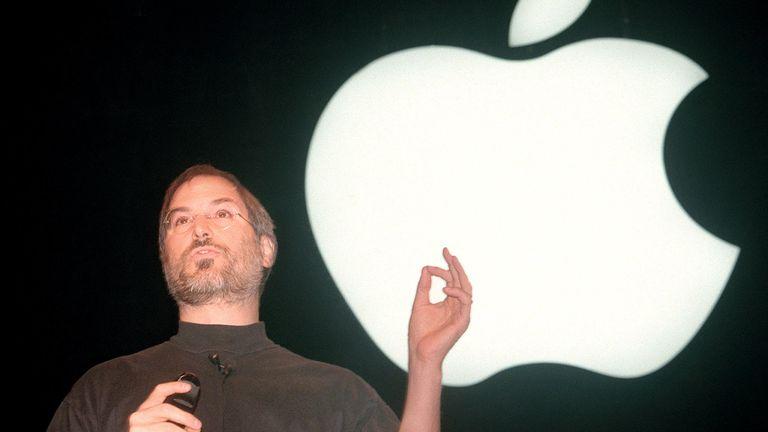 Steve Jobs (Foto: AFP)