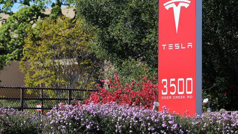 Tesla (Foto: Getty)