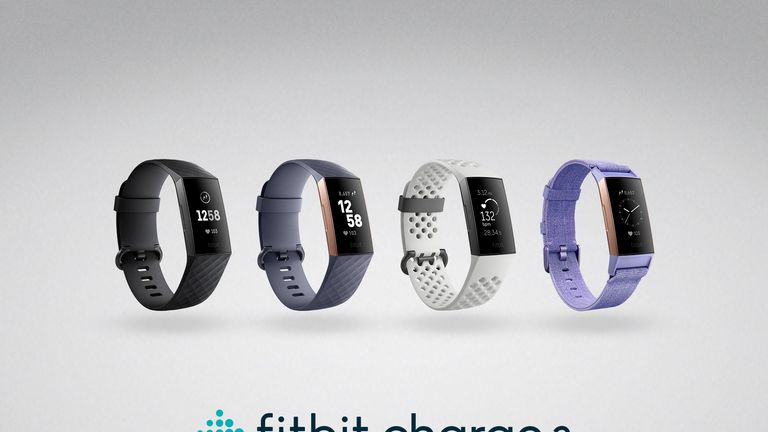 Fitbit Charge 3 (Foto: Fitbit)
