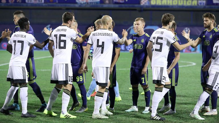 Igrači Rosenborga