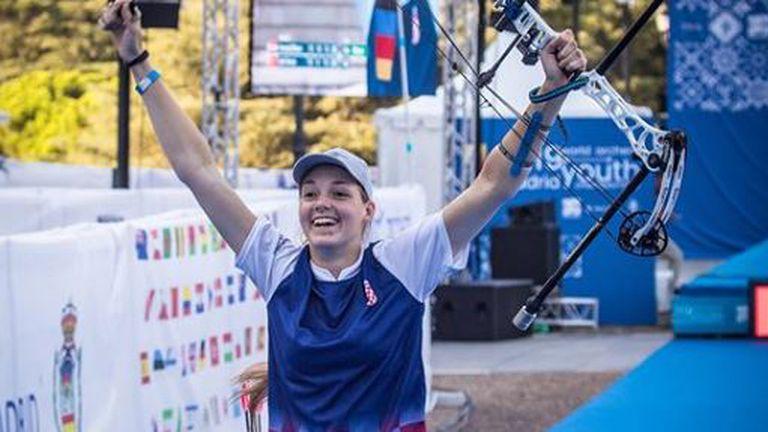 Amanda Mlinarić slavi naslov prvakinje svijeta