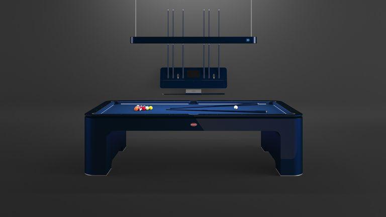 IXO Bugatti stol za biljar
