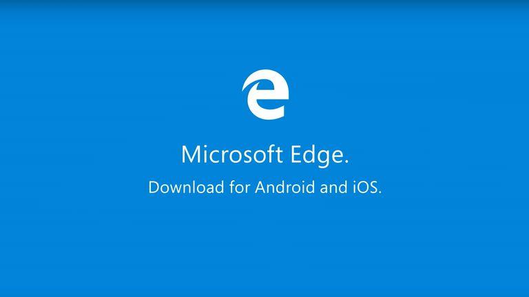 Microsoft Edge za Android i iOS
