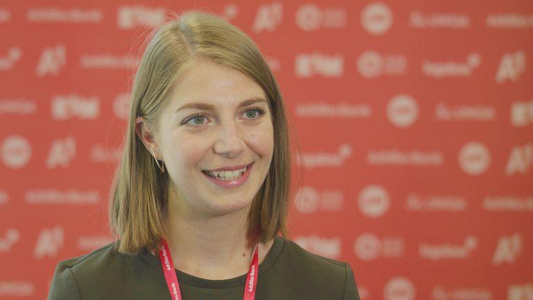 Daniela Ivanova (Foto: Damconf)
