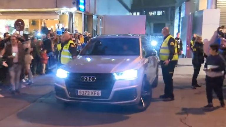 Luka Modrić (Screenshot: YouTube)