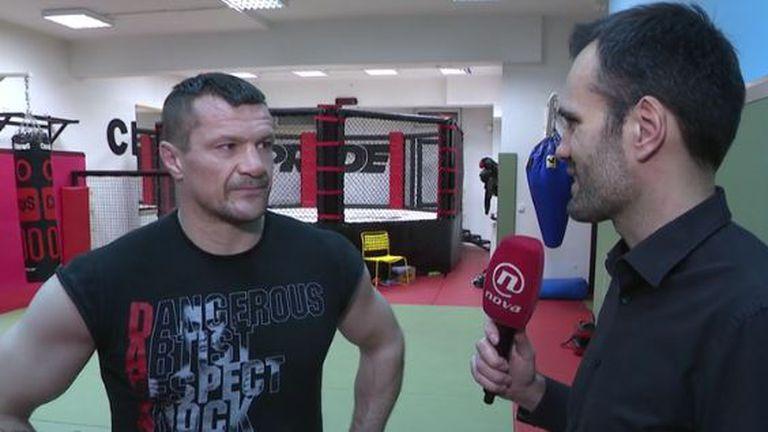 Cro Cop i Saša Lugonjić
