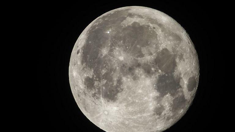 Mjesec (Foto: AFP)