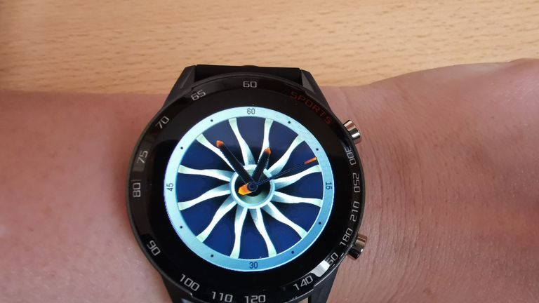 MeanIT Smartwatch M20 Termo - 12