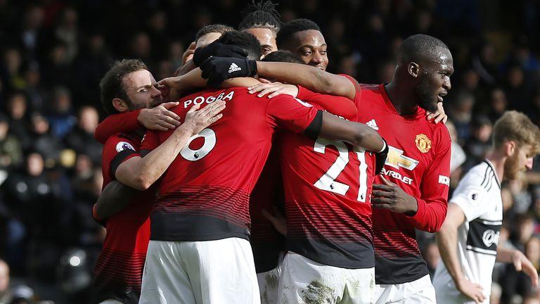 Manchester United slavi pogodak