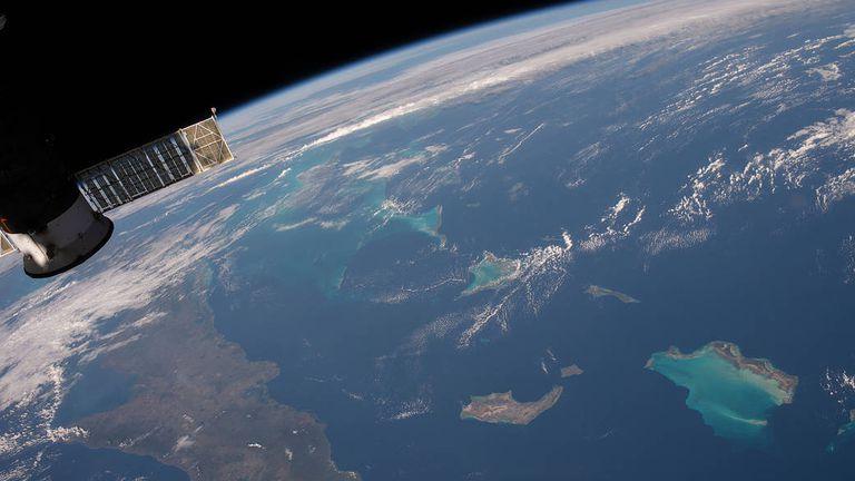 Zemlja (Foto: NASA)