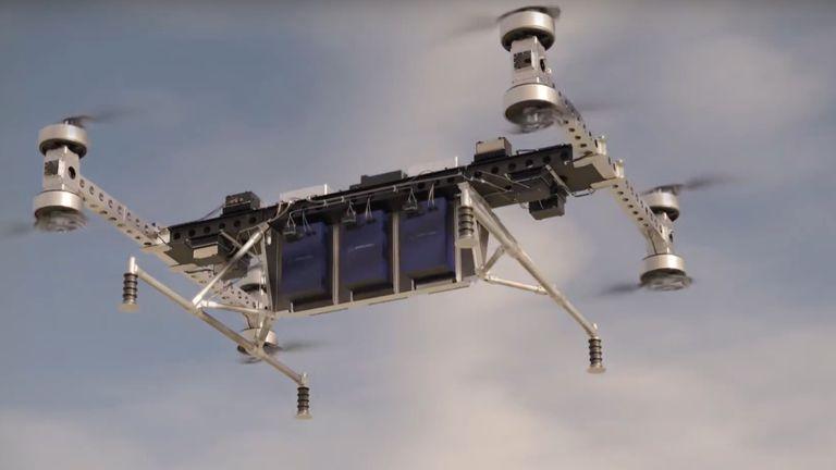 Boeingov novi dron